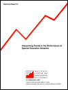 Interpreting Trends in the Performance of Special Education Students (#27)