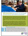 10 razones para apoyar a las comunidades escolares inclusivas para todos los estudiantes