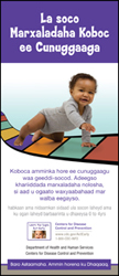 La soco Marxaladaha Koboc ee Cunuggaaga (Track Your Child's Developmental Milestones)