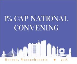 1% Convening logo