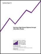 Earning a High School Diploma through Alternative Routes (#76)