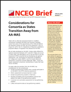 Considerations for Consortia as States Transition Away from AA-MAS (#7)
