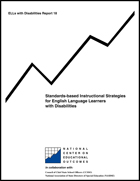 Standards-Based Instructional Strategies for English Language Learners with Disabilities (#18)