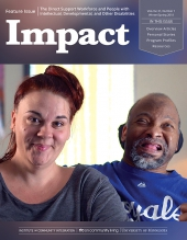 Feature Issue on the Direct Support Workforce and People with Intellectual, Developmental, and Other Disabilities