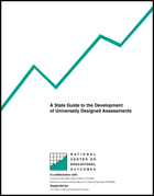 A State Guide to the Development of Universally Designed Assessments