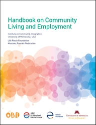 Handbook on Community Living and Employment