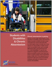 Students with Disabilities and Chronic Absenteeism (#15)