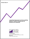 Large-Scale Assessment and Accountability Systems: Positive Consequences for Students with Disabilities (#51)