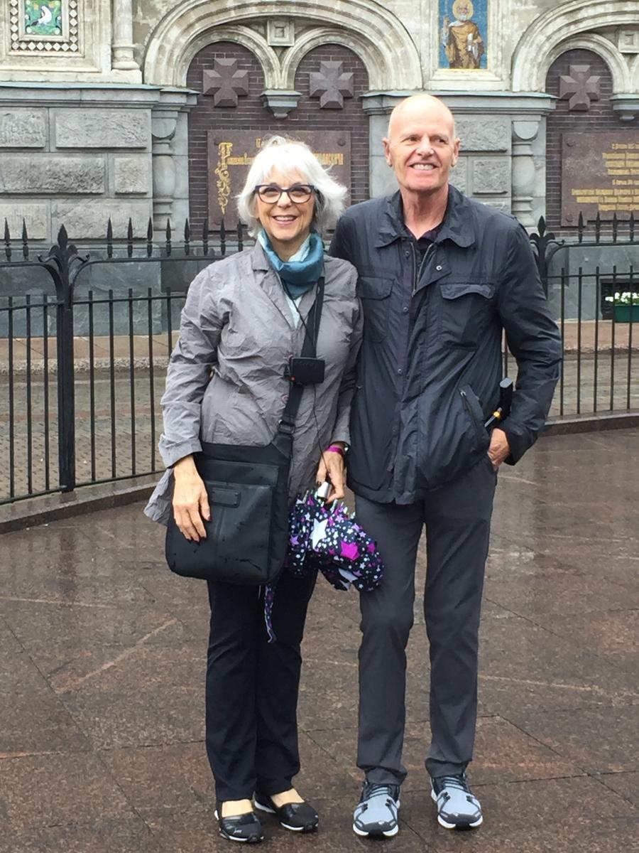Sheryl & Dave Evelo