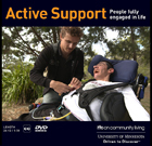 Active Support: People Fully Engaged in Life
