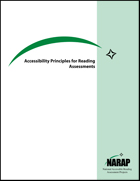 Accessibility Principles for Reading Assessments
