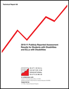 2010-11 Publicly Reported Assessment Results for Students with Disabilities and ELLs with Disabilities (#68)