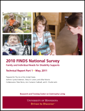 FINDS [2010] National Survey