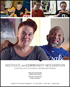 Institute on Community Integration (ICI) Brochure