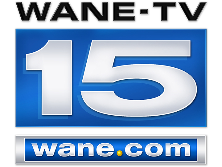 Logo of WANE.com, the CBS television affiliate in Fort Wayne, Indiana.