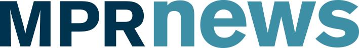 Logo of MPR News.