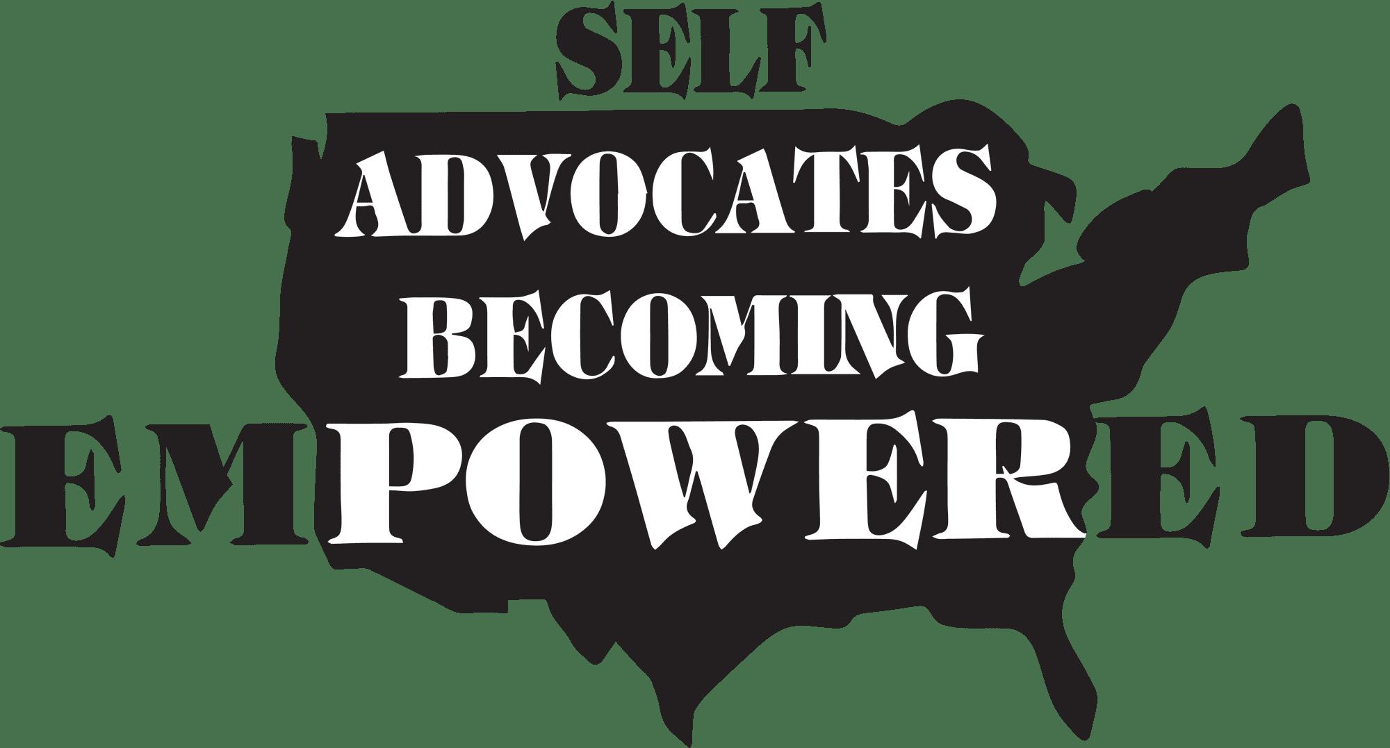 Self Advocates Becoming Empowered logo