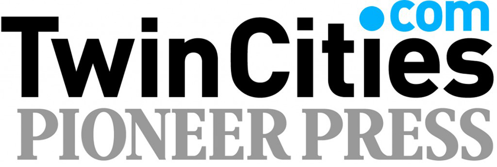 Logo of Twin Cities.com Pioneer Press