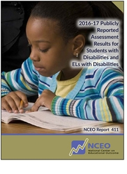 2016-17 Publicly Reported Assessment Results for Students with Disabilities and ELs with Disabilities (#411)