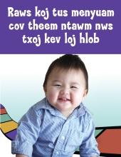 Raws koj tus menyuam cov theem ntawm nws txoj kev loj hlob (Track Your Child's Developmental Milestones)