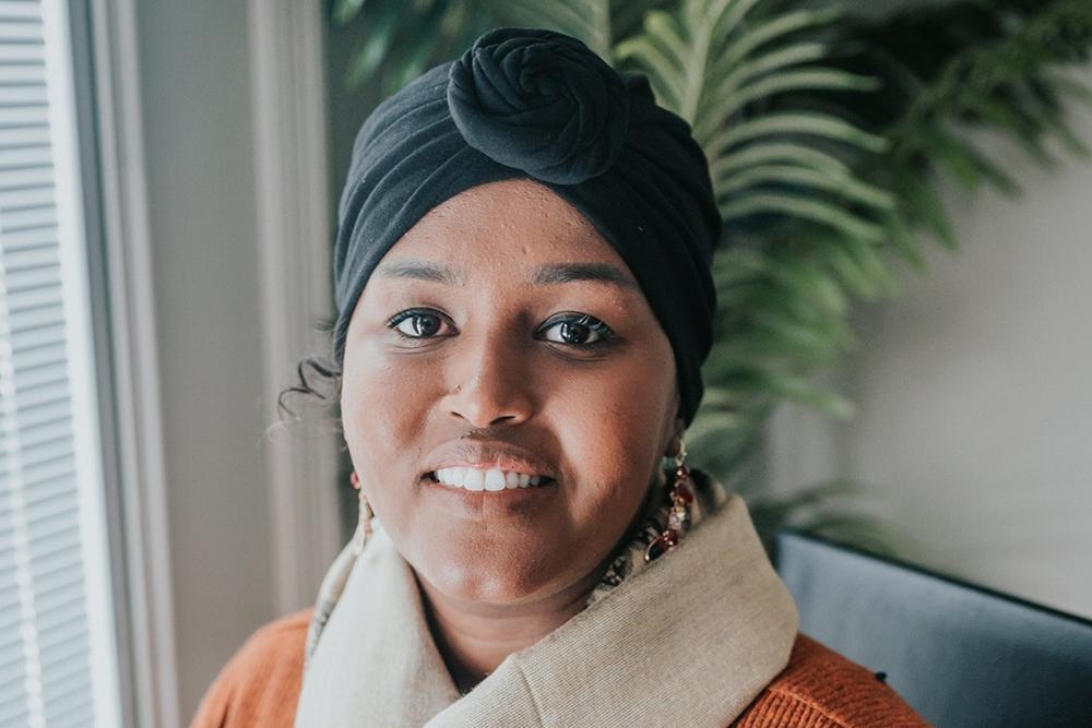 Salma Hussein.