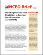 Including Students with Disabilities in Common Non-Summative Assessments (#6)