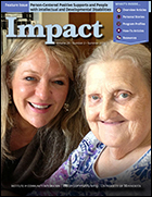 Feature Issue on Person-Centered Positive Supports and People with Intellectual and Developmental Disabilities