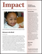 Feature Issue on Early Childhood Education and Children with Disabilities