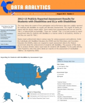 2012-13 Publicly Reported Assessment Results for Students with Disabilities and ELLs with Disabilities (#2)