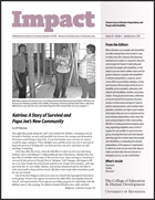 Feature Issue on Disaster Preparedness and People with Disabilities