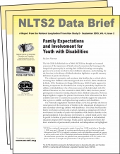 NLTS2 Data Brief