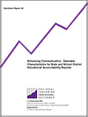 Enhancing Communication: Desirable Characteristics for State and School District Educational Accountability Reports (#30)