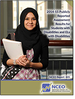 2014-15 Publicly Reported Assessment Results for Students with Disabilities and ELs with Disabilities (#405)