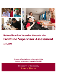 Frontline Supervisor Assessment