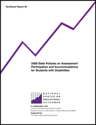 2009 State Policies on Assessment Participation and Accommodations for Students with Disabilities (#83)