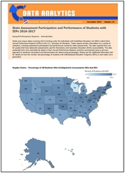 State Assessment Participation and Performance of Students with IEPs, 2016-2017 (#10)