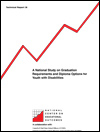A National Study on Graduation Requirements and Diploma Options for Youth with Disabilities (#36)