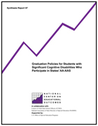 Graduation Policies for Students with Significant Cognitive Disabilities Who Participate in States' AA-AAS (#97)