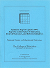 Synthesis Report Update 1994: Reports on the Status of Education, Desired Outcomes, and Reform Initiatives (#16)