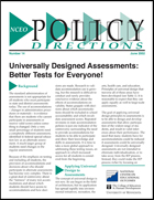 Universally Designed Assessments - Better Tests for Everyone! (#14)
