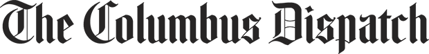 Logo of The Columbus Dispatch from Ohio.