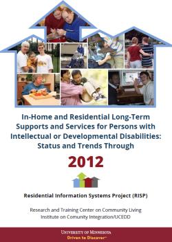 RISP FY2012 cover