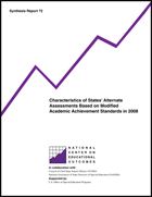 Characteristics of States' Alternate Assessments Based on Modified Academic Achievement Standards in 2008 (#72)