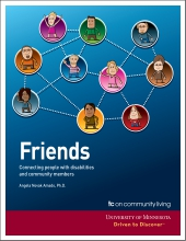 Friends: Connecting People with Disabilities and Community Members