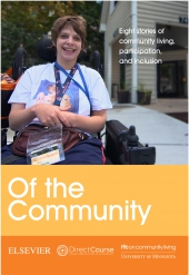 Of the Community: Eight Stories of Community Living, Participation, and Inclusion