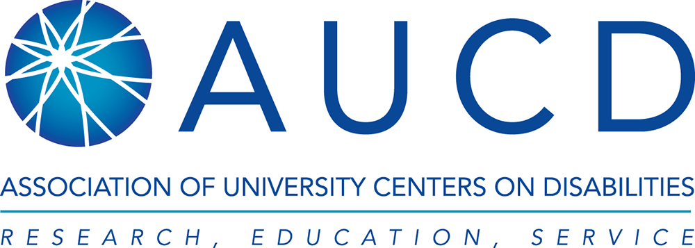 AUCD logo.