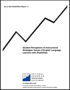 Student Perceptions of Instructional Strategies - Voices of English Language Learners with Disabilities (#11)